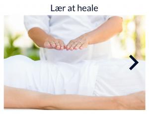 Lær behandling / healing på Lyscirklens healingsskole