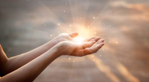 Magiske hænder