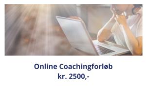 Online Coachingforløb