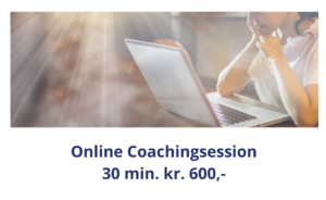Online Coachingsession